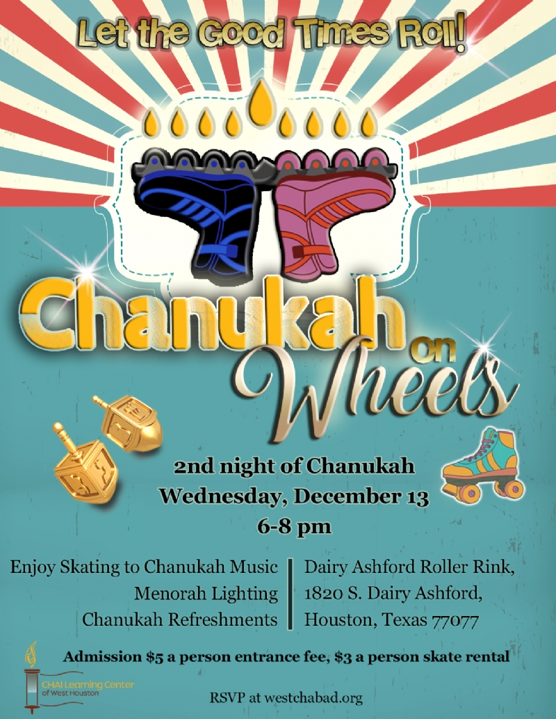 Let the good times roll Chanukah on Wheels.jpg