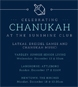Chanukah with the Sunshine Club