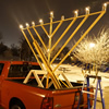 Chanukah Light Around the World, From the U.S. to Uganda
