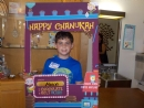 Ckids Chanukah Chocolate Gelt Factory!!