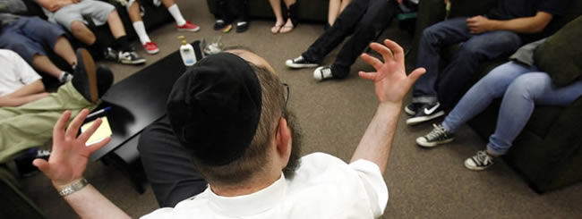Chabad Confronts Opioid Epidemic: Wilderness Programs in Utah