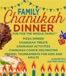 Chankah Family Dinner