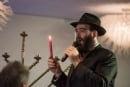Chanukah Candle Lighting Ceremony 2017