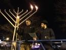 Menorah Parade & Lighting