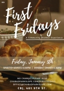First Fridays: A Community Shabbat Experience