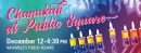 Chanukah at Public Square 5778