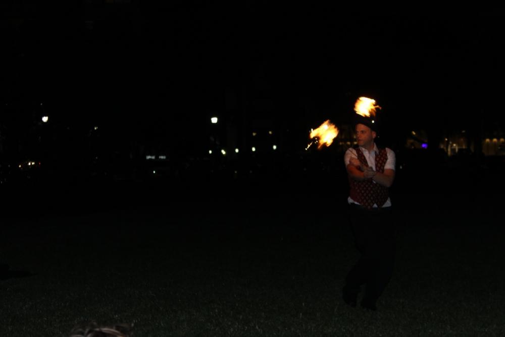 Chanukah 2017 Community Menorah Lighting