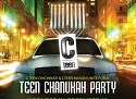 Cteen LIMO Chanukah Party