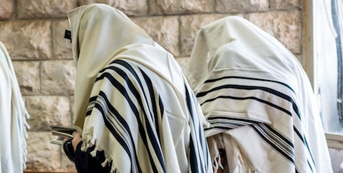 Tallit: The Jewish Prayer Shawl - Mitzvahs & Traditions