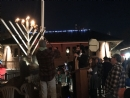 Hanukkah celebration lights up downtown Nevada City