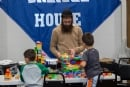 Dreidel House Lego Event