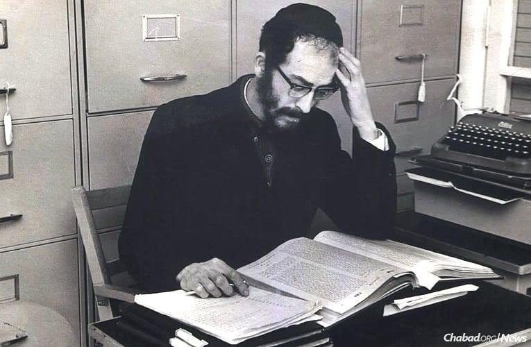 Rabbi Zev Dov Slonim