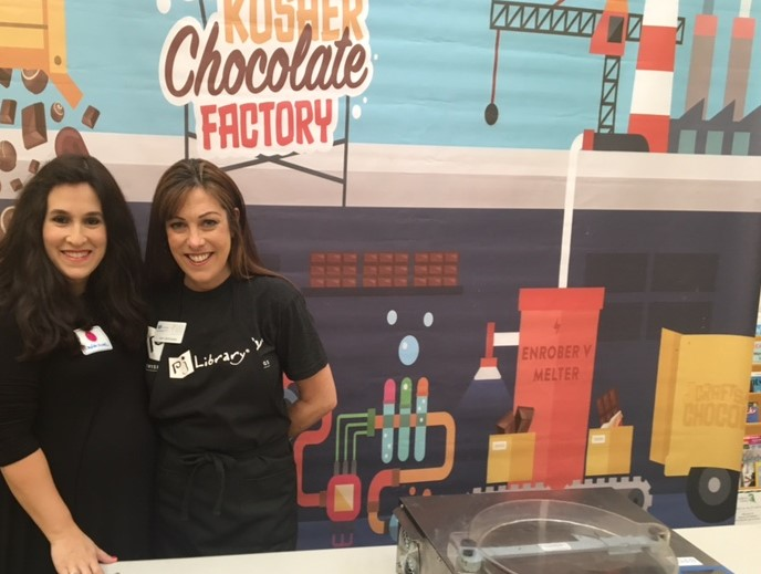 Daled Arts: Kosher Chocolate Factory