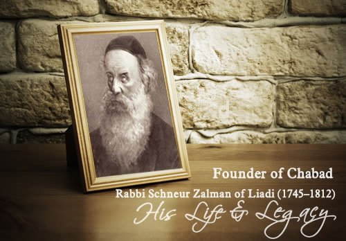 Image result for Alter Rebbe, Rabbi Schneur Zalman of Liadi