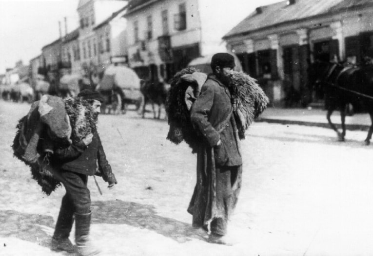The Jewish schmatte sellers in Eastern Europe may have been dressed in rags, but they were not schmattes. The Talmud tells us that impoverished Jews are to be seen as nobility who had fallen on hard times, penniless but not worthless.
