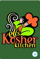 Eli's Kosher Kitchen Video - Hanukkah Cooking for kids