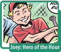 Joey: Hero of the Hour Hanukkah Story
