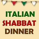 RSVP - ITALIAN SHABBAT DINNER