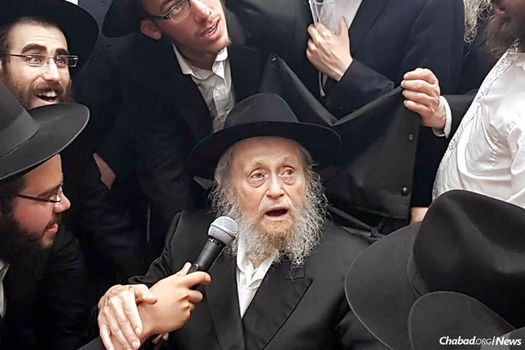 Rabbi Menachem Mendel Morosov