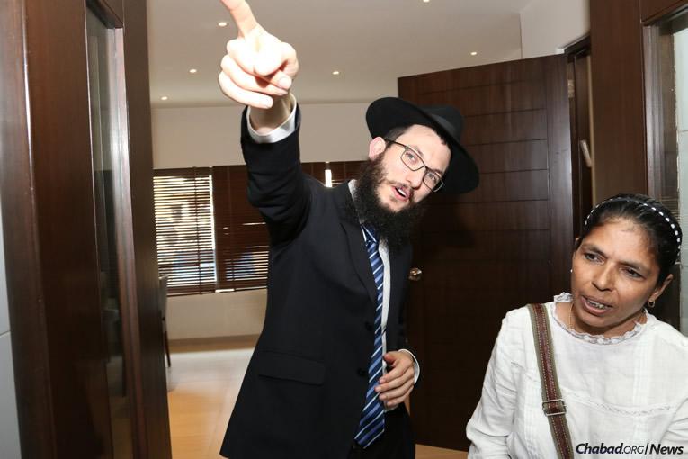 (Photo: Chabad of Mumbai/Chabad.org)