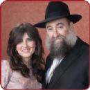 Rabbi Nochum & Rebbetzin Fruma Schapiro