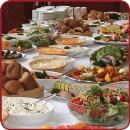 Community Luncheon (Shabbat Mevarchim Tishrei)