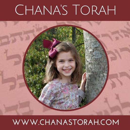 Chana's Torah.JPG