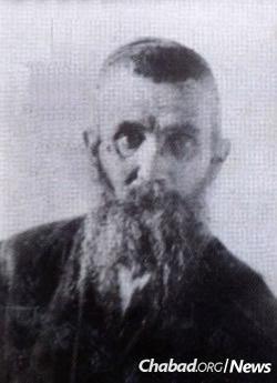 """Dov Ber """"Berel"""" Levertov, known popularly as Berel Kabilaker"""