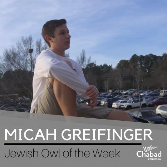 Micah Greifinger