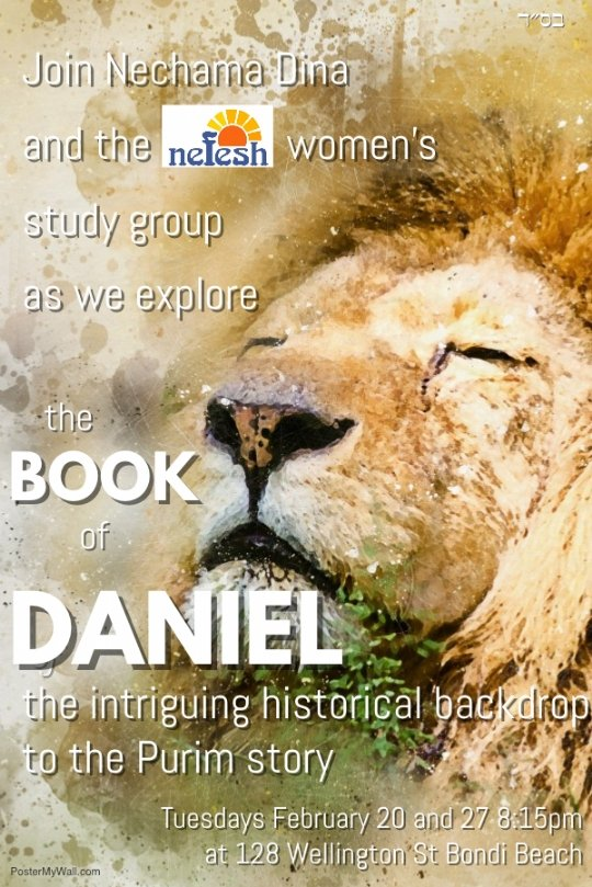 Womens study group Book of Daniel.jpg