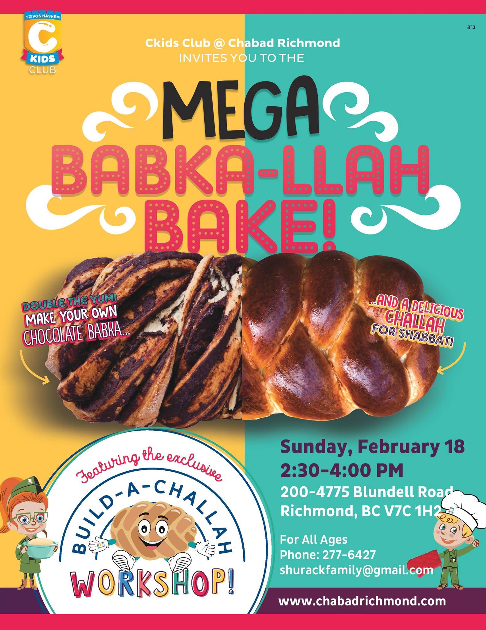 Mega Babka-llah Bake