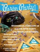 Teen Purim Party