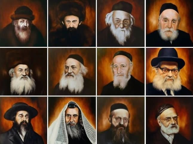 With his portraits an inspiring presence in Jewish homes and schools everywhere, Tiefenbrun has a good chance of being the most ubiquitous Jewish artist of our time. Although he was a Chabad Chassid, he did not only paint the portraits of the Chabad Rebbes. His repertoire included Torah scholars from around the world and through the centuries.