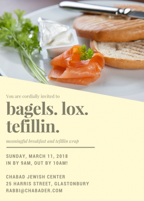 bagels lox and tefillin march.jpg