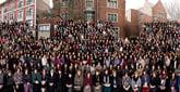 2018 Group Photo of Chabad-Lubavitch Women Emissaries