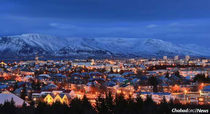 """Reykjavík is small, but it feels grand,"" says Mushky Feldman. ""It's a capital city, and it's very alive."""