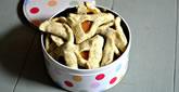 Lemon Poppy Seed Hamantaschen