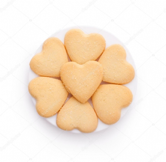heart cookies on plate.jpg