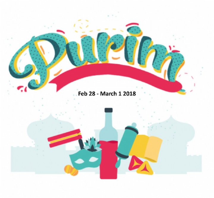 Purim with Chabad of Nashville