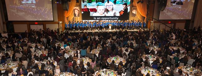 New Milestones, Renewed Commitment at Women Emissaries' Banquet