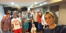 JGC (Greek Shabbat, Tefilin at 1 Lewis St & Tefilin at SAE house)