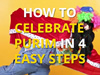 How to Celebrate Purim in 4 Easy Steps
