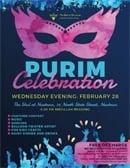 Newtown   Purim Celebration