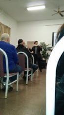 Lecture with Rabbi Dr Laibl Wolf