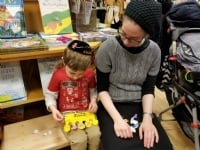 Purim Storytime at Barnes & Noble