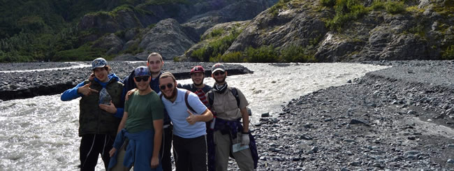Jewish Backpackers Explore Their Heritage in Alaskan Wilds
