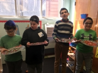 FC Hebrew School Preps for Pesach