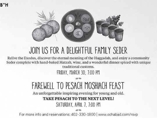 Pesach flyer black and white.jpg