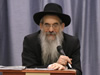 Preparing for Pesach with Rabbi Bell