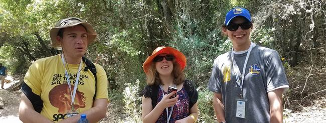 Birthright Trip Empowers Young Adults With Special Needs